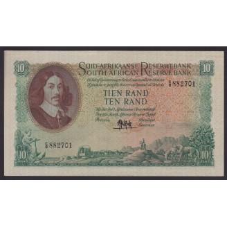 Afrique Du Sud 10 Rand P106...