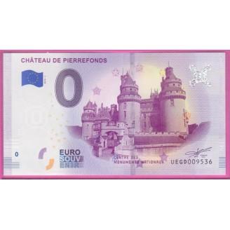 60 CHATEAU DE PIERREFONDS...
