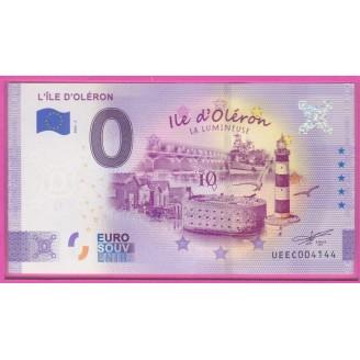 17 ILE D'OLERON BILLET...