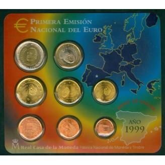 Espagne BU 1999