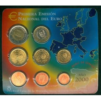 Espagne BU 2000