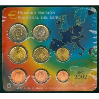 Espagne BU 2002