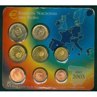 Espagne BU 2003