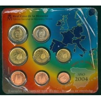 Espagne BU 2004