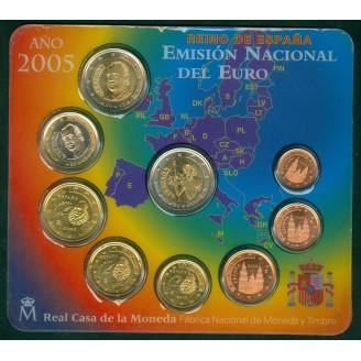 Espagne BU 2005