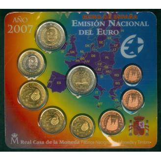 Espagne BU 2007