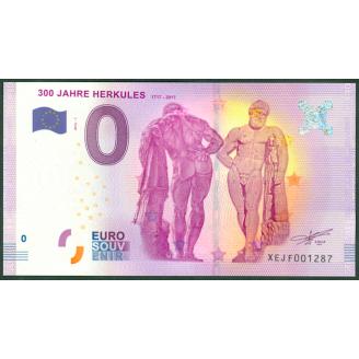 300 Jahre Herkules 0 Euro...