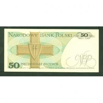 Pologne 50 Zlotych 1975...