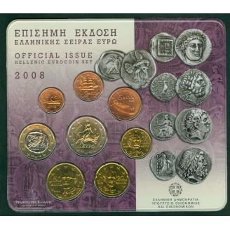 Grèce BU 2008