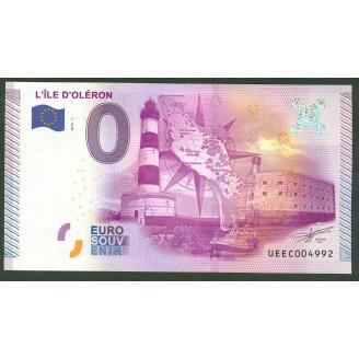 17 Ile Oleron 0 Euro Billet...