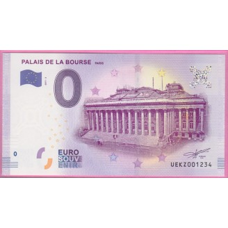 Palais de la Bourse N°1234...