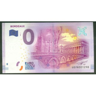 33 Bordeaux 0 Euro Billet...
