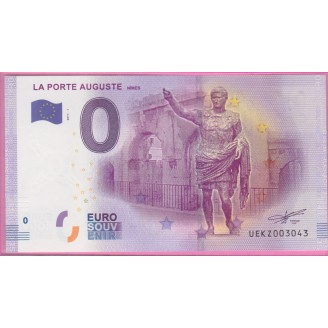 La Porte Auguste Nîmes sans...
