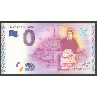 50 La Mere Poulard 0 Euro...