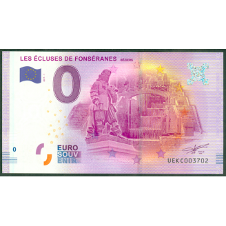 34 Billet Les Ecluses de...