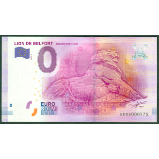 90 Lion De Belfort Billet...