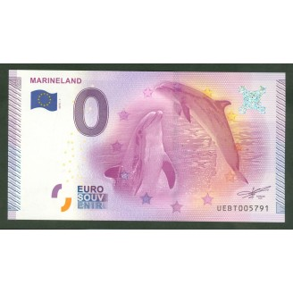 06 Marineland 0 Euro Billet...