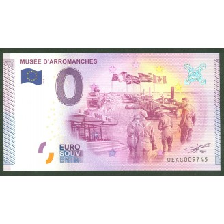 14 Musee Arromanches 0 Euro...