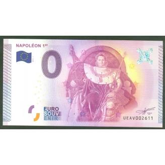 75 Napoleon 0 Euro Billet...