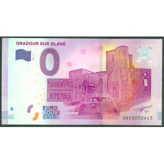 87 Oradour Sur Glane  2017...