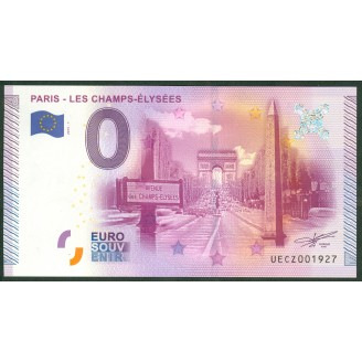 75 Paris Champs Elysees N°1...