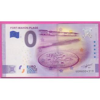80 FORT-MAHON-PLAGE  0 EURO...