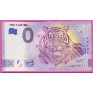 80  ZOO D'AMIENS  0 EURO...