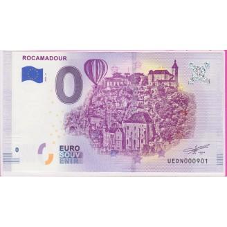 46 Rocamadour Billet...