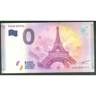 75 Tour Eiffel Paris 0 Euro...