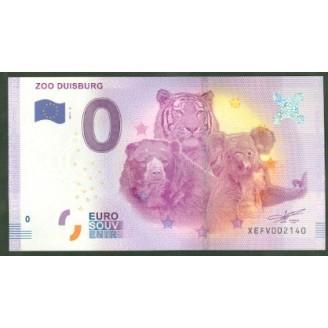 Zoo Duisburg 0 Euro Billet...