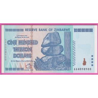 Zimbabwe P.91 Neuf UNC...