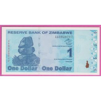 Zimbabwe P.92 Neuf UNC 1...