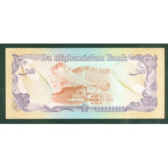 Afghanistan P.56 Neuf UNC...