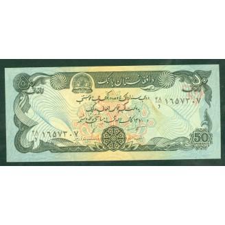 Afghanistan 50 Afghanis P...
