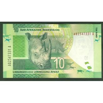 Afrique Du Sud 10 Rand P133...