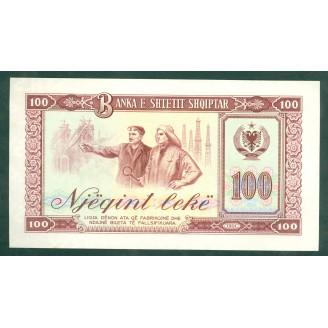 Albanie 100 Leke 1964 P39a...