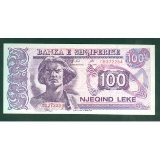 Albanie 100 Leke P55 Etat...