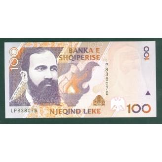 Albanie 100 Leke P62  1997...