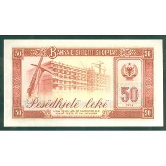Albanie 50 Leke 1964 P38...