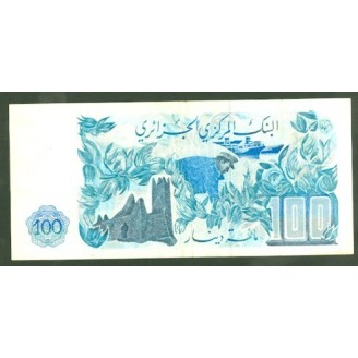 Algerie 100 Dinars P131...
