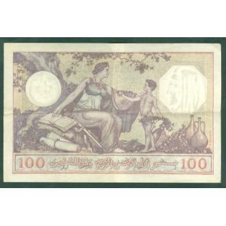 Algerie 100 Francs 1928 P81...