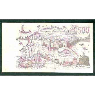 Algerie 500 Dinars P129...