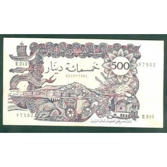Algerie 500 Dinars P129 2...