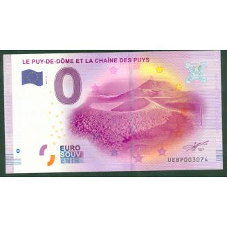 63 Billet Le Puy De Dome Et...