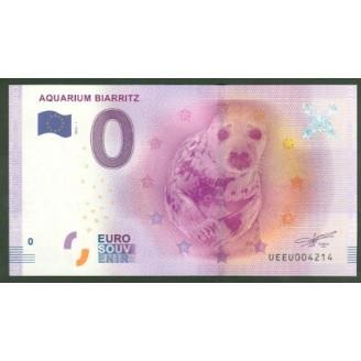 64 Aquarium Biarritz 0 Euro...