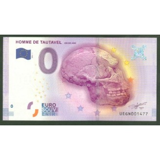66 Homme De Tautavel 0 Euro...